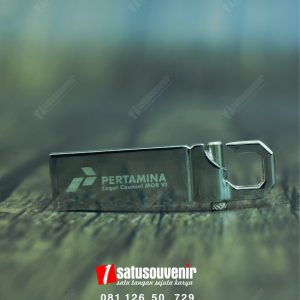 corporate gift flashdisk pertamina