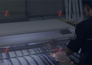 proses produksi laser