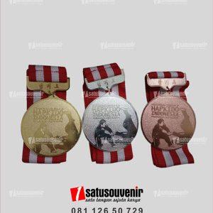 medali kejuaraan hapkido indonesia provinsi daerah istimewa yogyakarta