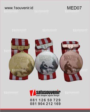medali jogja kejuaraan hapkido indonesia provinsi daerah istimewa yogyakarta
