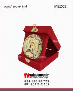 medali politeknik pelayaran sumatera barat