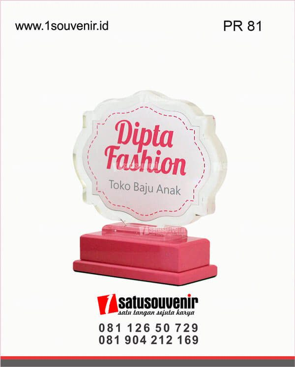 plakat resin dipta fashion