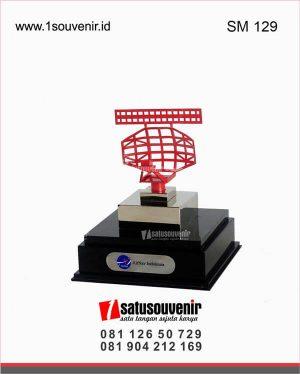 souvenir miniatur radar airnav indonesia