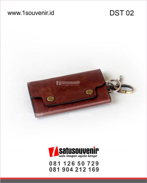 Produk Kulit Dompet STNK Gantungan Kunci