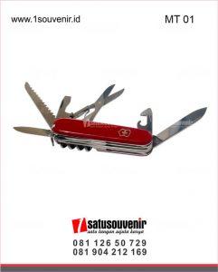 Multi Tools Pisau Lipat Swiss Army Victorinox