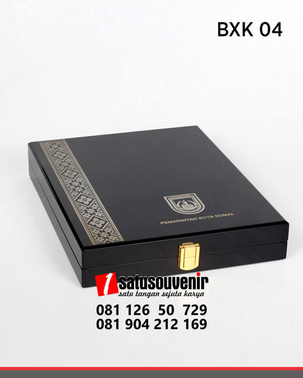 BXK04 Box Kayu Pemerintah Kota Dumai