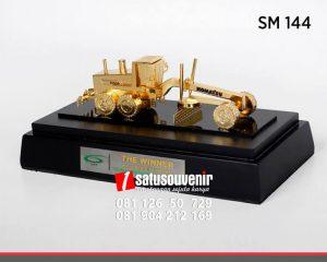 SM144 Souvenir Miniatur Alat Berat PT Kalimantan Prima Persada