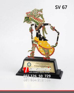 SV67 Souvenir Perusahaan Kenang Kenangan Wayang Prasadha Jinadammo