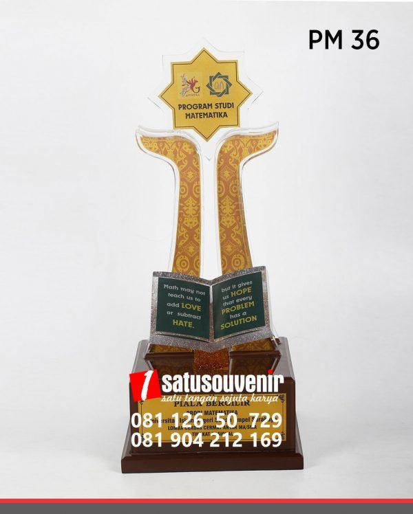 PM36 Piala Bergilir MTQ Prodi Matematika Islam Negeri Sunan Ampel Surabaya