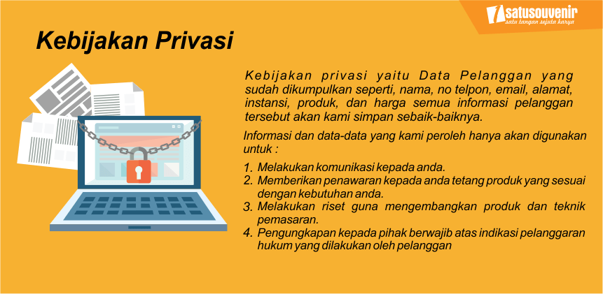 Kebijakan Privasi 1